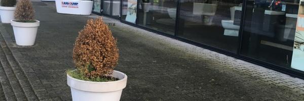 Bestrating reinigen - Sanidump Zaltbommel